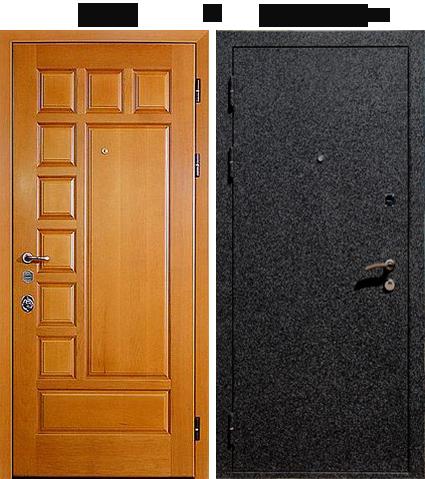 металлические двери от производителя крокодил