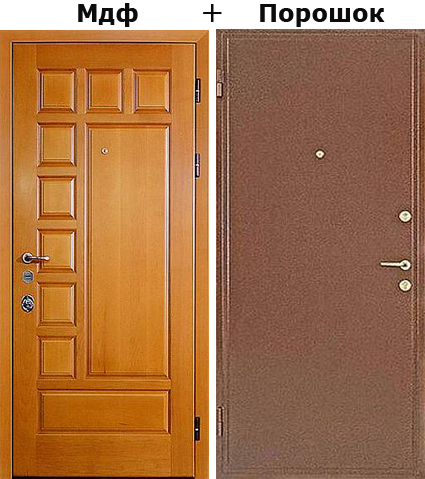 металлические двери 2000х800 в истре