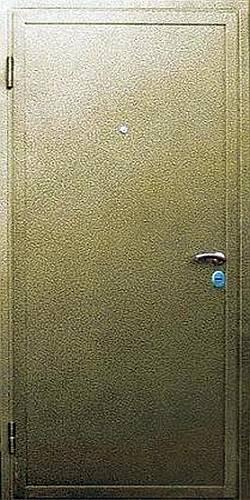 металлические двери с порошковым напылением купить в москве