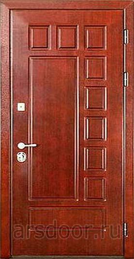 стальные двери пвх мдф